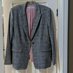 Tahari ASL One Button Blazer